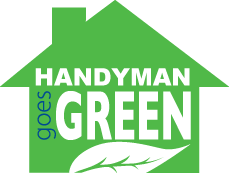 Handyman Goes Green